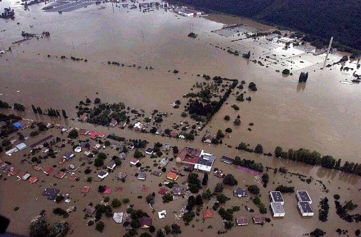 Čekají nás rozsáhlé jarní povodně?
